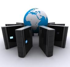 Hosted servers