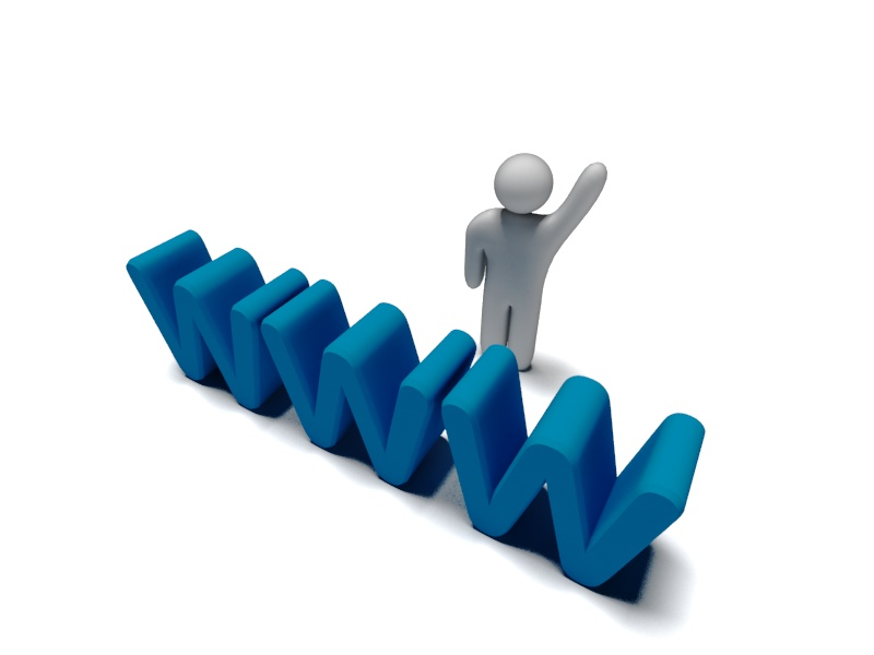 Hosted domains and websites